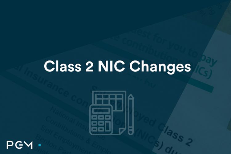 Class 2 NIC